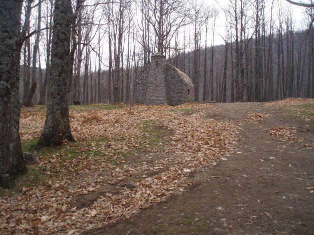 Refugio del Castañar de Yedra